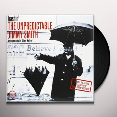 BASHIN: THE UNPREDICTABLE JIMMY SMITH Vinyl Record - 180 Gram Pressing