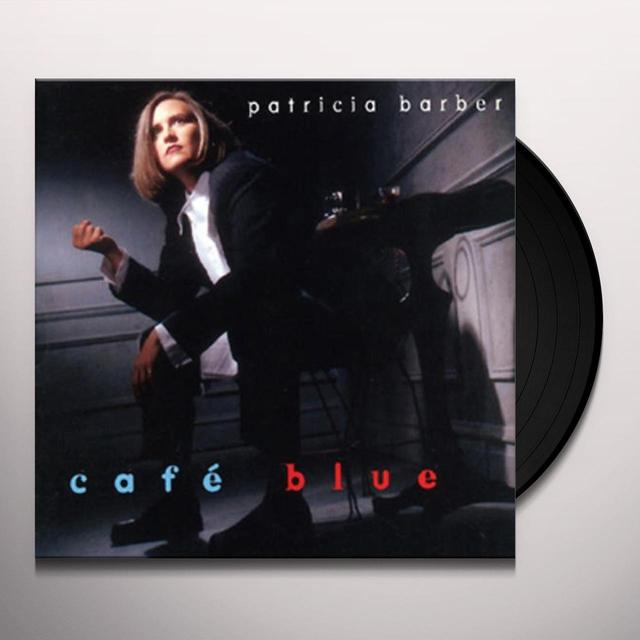 Patricia Barber CAFE BLUE Vinyl Record
