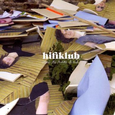 Hifiklub HOW TO MAKE FRIENDS Vinyl Record