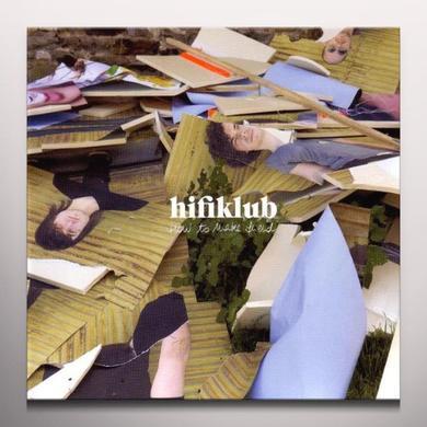 Hifiklub HOW TO MAKE FRIENDS Vinyl Record - Colored Vinyl