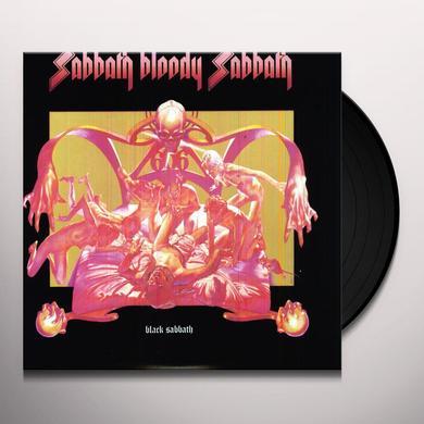 Black Sabbath SABBATH BLOODY SABBATH Vinyl Record - 180 Gram Pressing