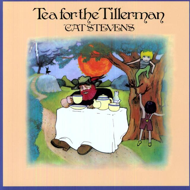 Yusuf Islam (Cat Stevens) TEA FOR THE TILLERMAN Vinyl Record - 200 Gram Edition