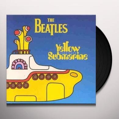 The Beatles YELLOW SUBMARINE Vinyl Record