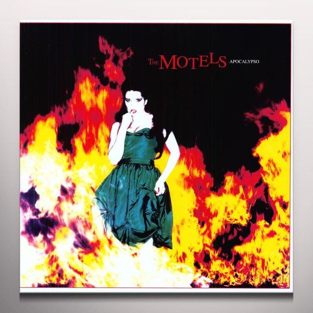 Motels APOCALYPSO Vinyl Record - Colored Vinyl, Limited Edition