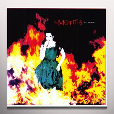 Motels APOCALYPSO Vinyl Record