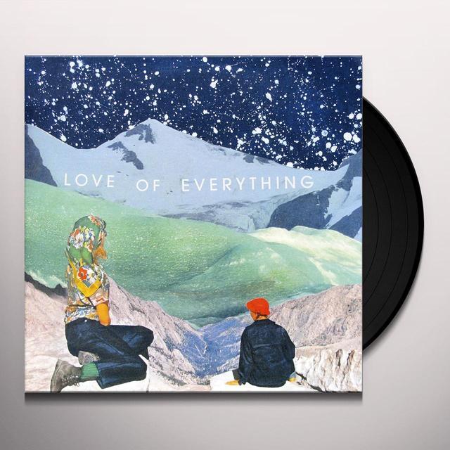 Love Of Everything SOONER I WISH (EP) Vinyl Record