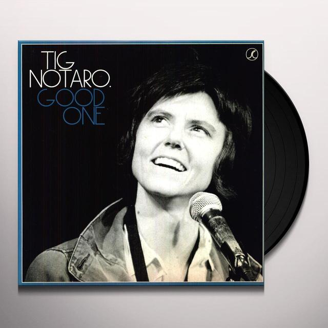 Tig Notaro GOOD ONE Vinyl Record
