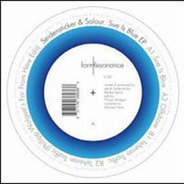 Seidensticker & Salour SUE IS BLUE Vinyl Record