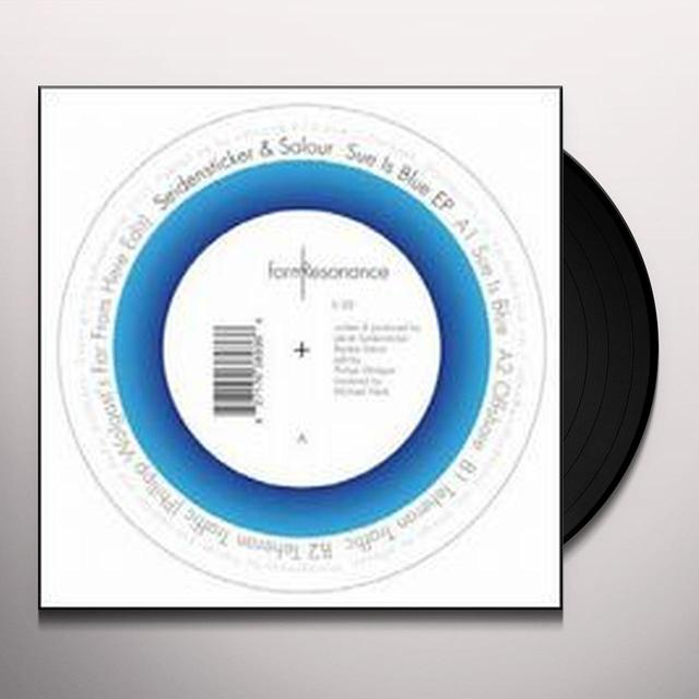 Seidensticker & Salour SUE IS BLUE (EP) Vinyl Record