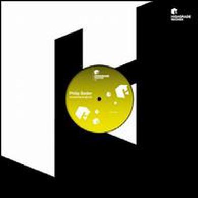 Philip Bader WONDERLAND GHOST Vinyl Record