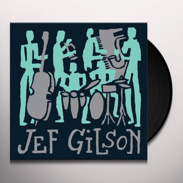 JEF GILSON Vinyl Record
