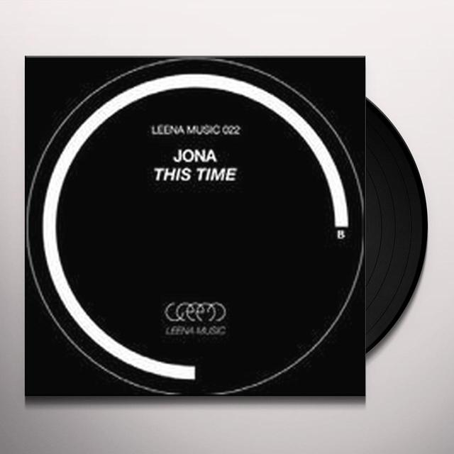 Jona THIS TIME Vinyl Record
