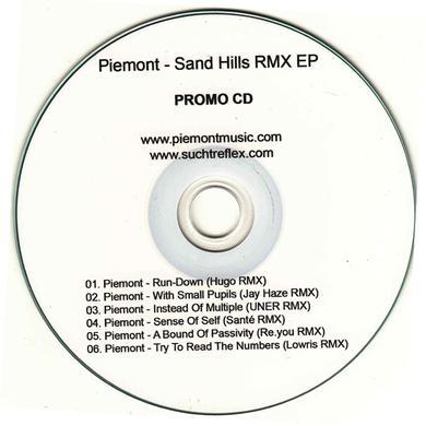 Piemont SAND HILLS Vinyl Record