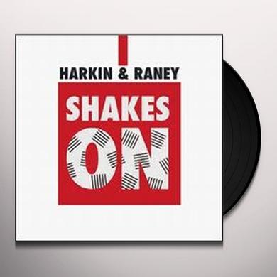 Harkin & Raney SHAKES ON Vinyl Record