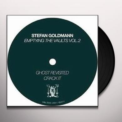 Stefan Goldmann EMPTYING THE VAULTS 2 Vinyl Record