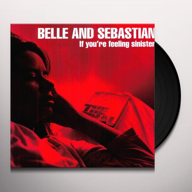 Belle & Sebastian IF YOU'RE FEELING SINISTER Vinyl Record - MP3 Download Included