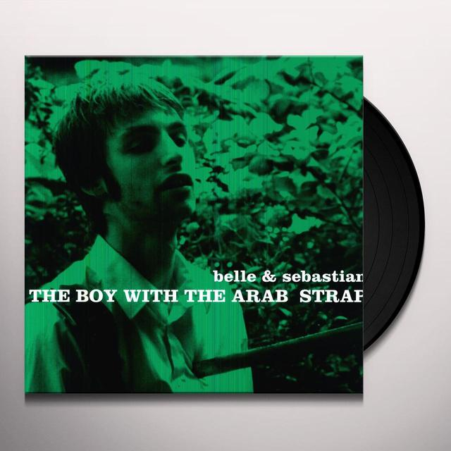 Belle & Sebastian BOY WITH THE ARAB STRAP (MPDL) (Vinyl)