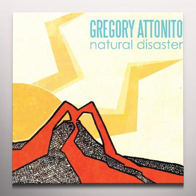 Gregory Attonito NATURAL DISASTER Vinyl Record