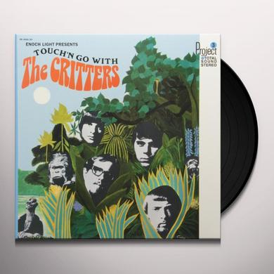 TOUCH'N GO WITH THE CRITTERS Vinyl Record - 180 Gram Pressing