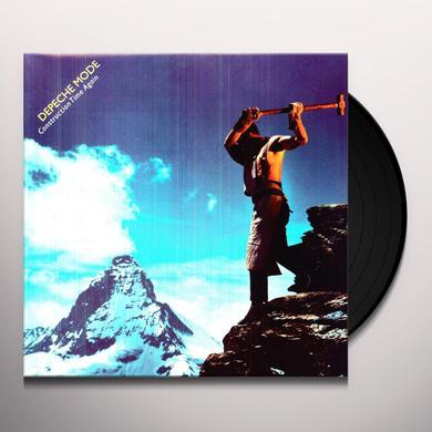Depeche Mode CONSTRUCTION TIME AGAIN Vinyl Record - 180 Gram Pressing
