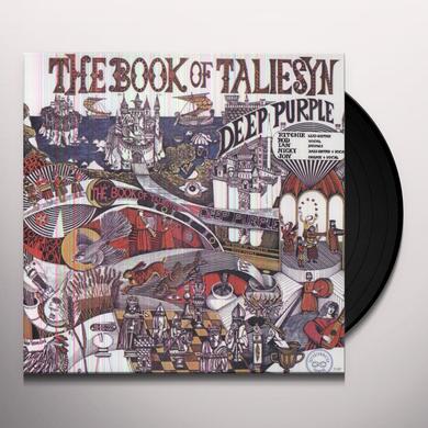 Deep Purple BOOK OF TALIESYN Vinyl Record - 180 Gram Pressing