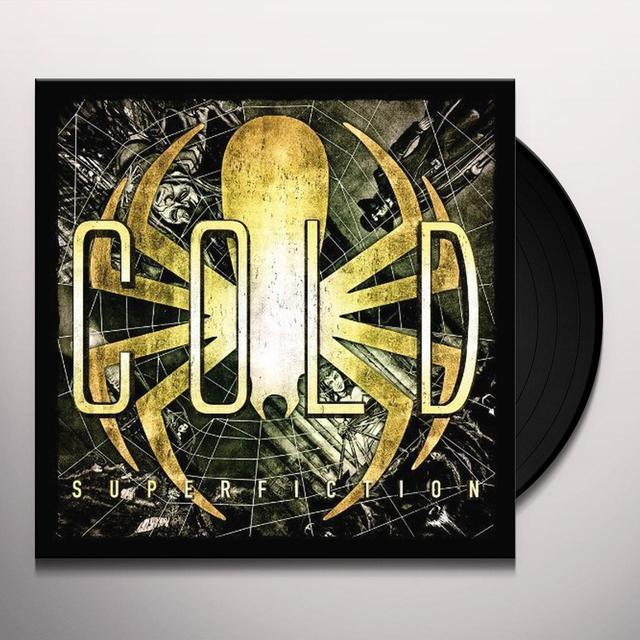 Cold SUPERFICTION Vinyl Record