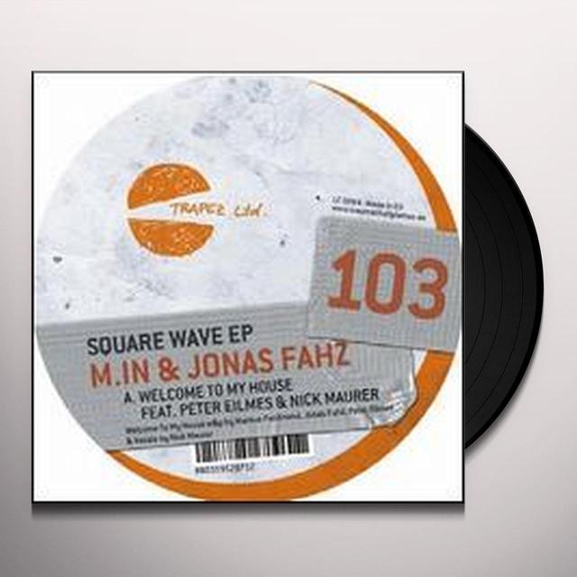 M.In & Jonas Fahz SQUARE WAVE (EP) Vinyl Record