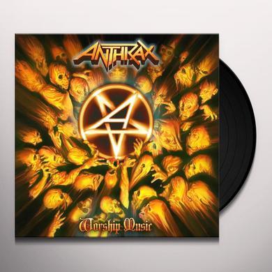 Anthrax WORSHIP MUSIC Vinyl Record