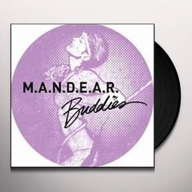 M.A.N.D.E.A.R. BUDDIES Vinyl Record