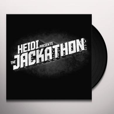 Heidi PRESENTS THE JACKATHON (EP) Vinyl Record