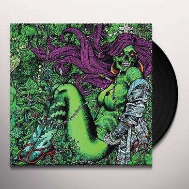 Cannabis Corpse BENEATH GROW LIGHTS THOU SHALT RISE Vinyl Record