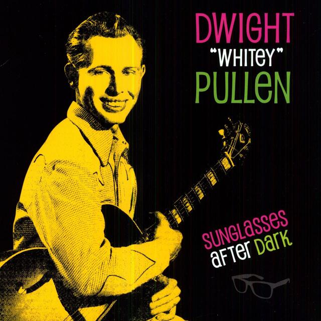 Dwight Pullen SUNGLASSES AFTER DARK Vinyl Record