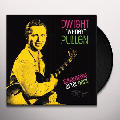 Dwight Pullen SUNGLASSES AFTER DARK Vinyl Record