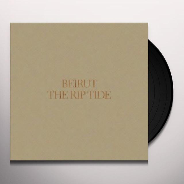 Beirut RIP TIDE Vinyl Record - Digital Download Included