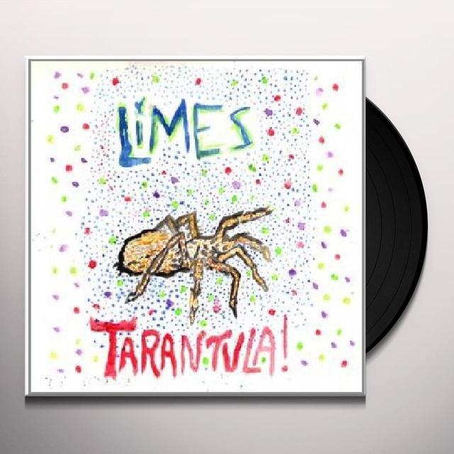 Limes TARANTULA Vinyl Record