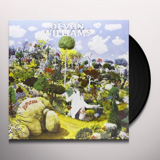 Devon Williams EUPHORIA Vinyl Record