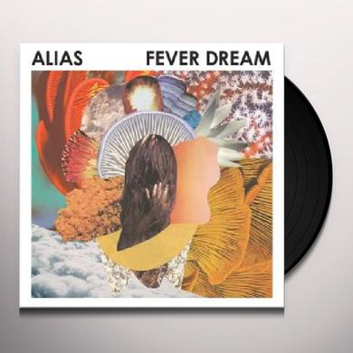 Alias FEVER DREAM Vinyl Record - Limited Edition, Digital Download Included