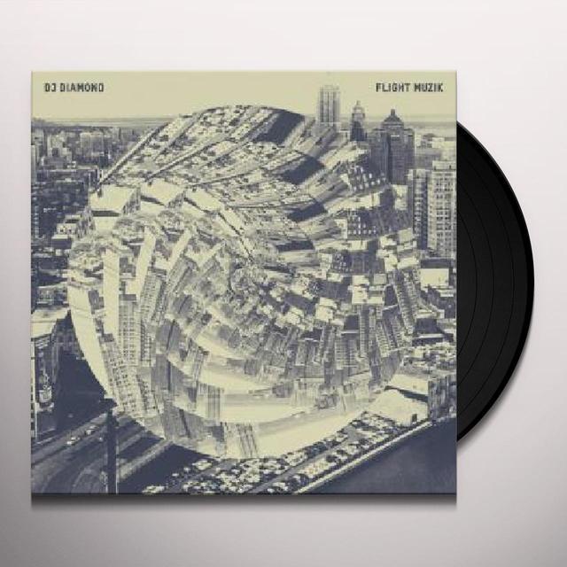 Dj Diamond FLIGHT MUZIK Vinyl Record