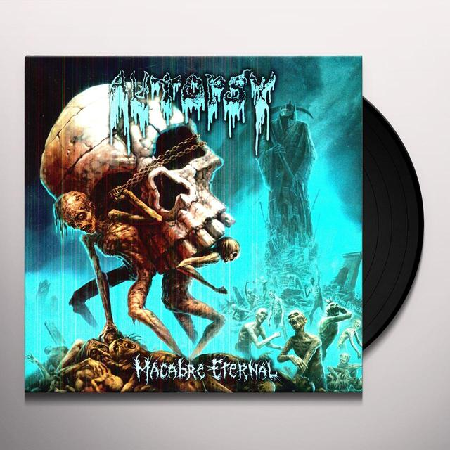 Autopsy MACABRE ETERNAL Vinyl Record - Holland Import
