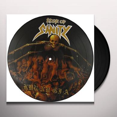 Edge Of Sanity KUR-NU-GI-A Vinyl Record