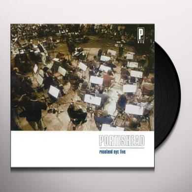 Portishead PNYC LIVE Vinyl Record
