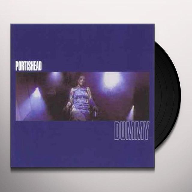 Portishead DUMMY Vinyl Record - Holland Import