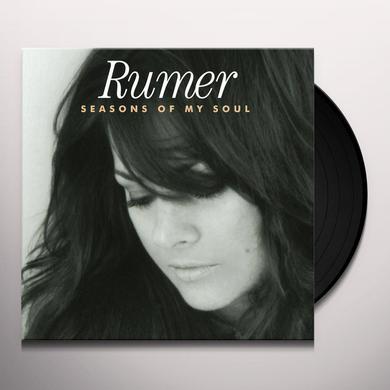 Rumer SEASONS OF MY SOUL Vinyl Record