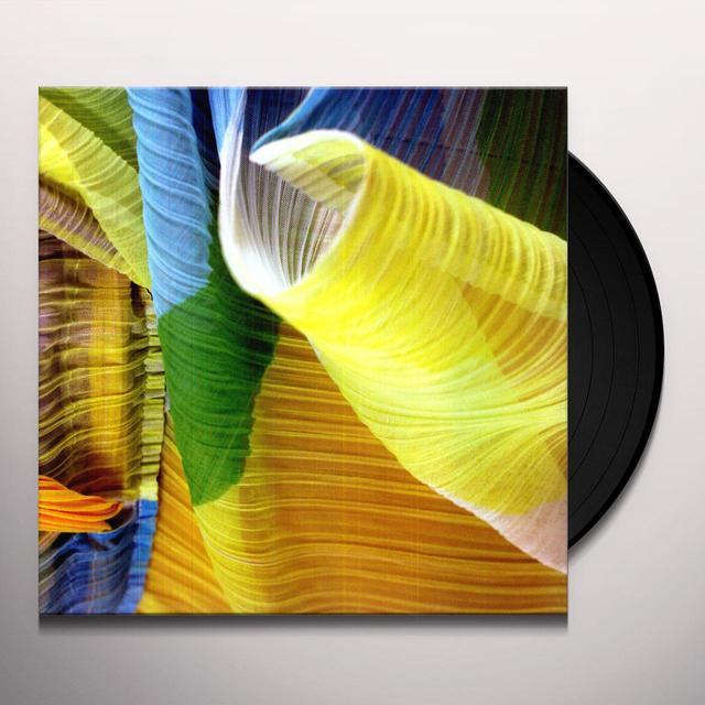 Roman Flügel FATTY FOLDERS Vinyl Record