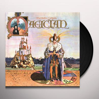 Andrew Leigh MAGICIAN Vinyl Record