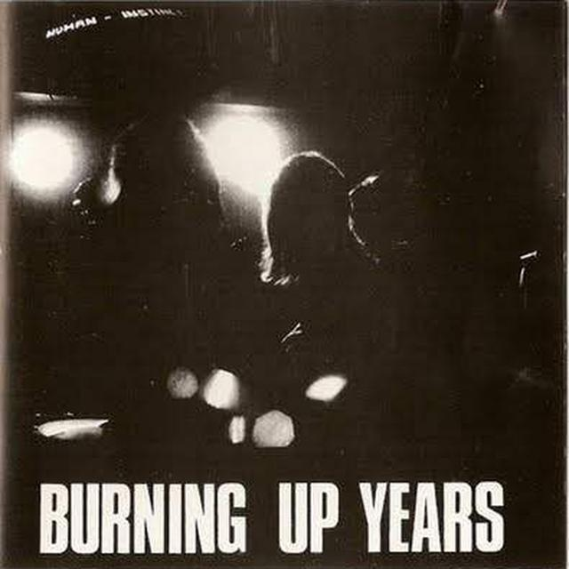 Human Instinct BURNING UP YEARS Vinyl Record
