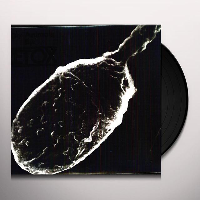 Retox UGLY ANIMALS Vinyl Record
