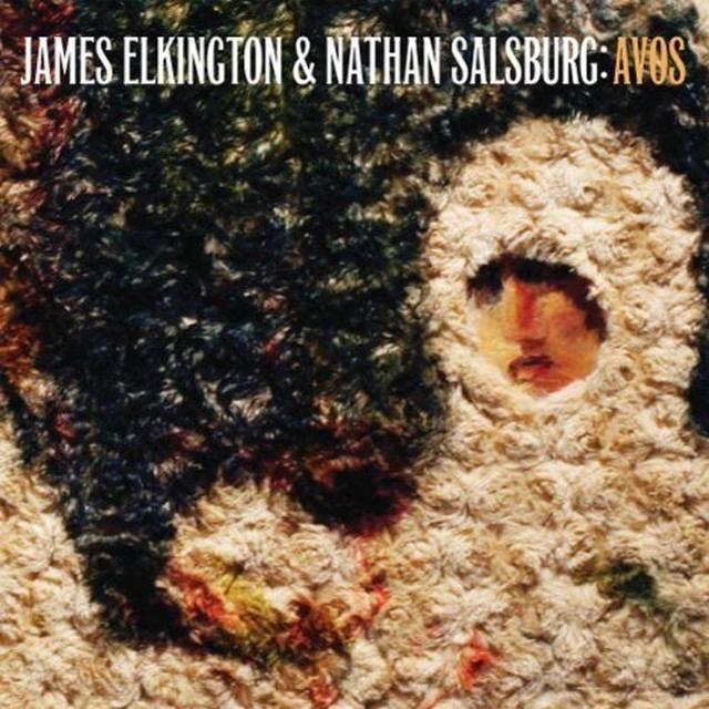 Jim Elkington / Nathan Salsburg AVOS Vinyl Record