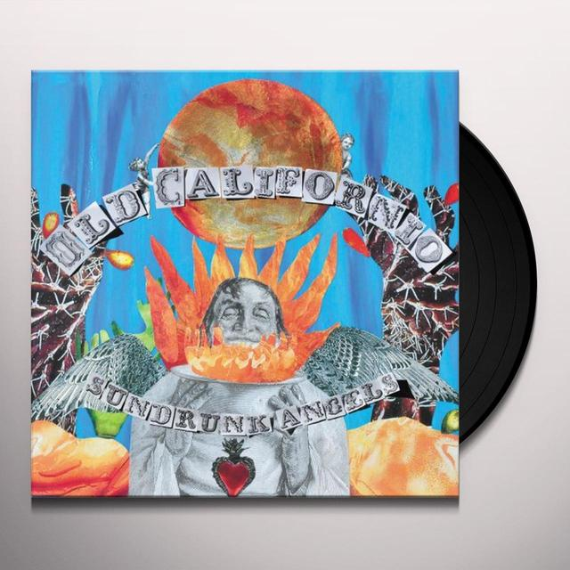 Old Californio SUNDRUNK ANGELS Vinyl Record - w/CD, 180 Gram Pressing