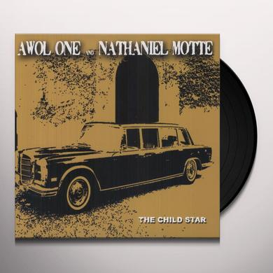 Awol One & Nathaniel Motte CHILD STAR Vinyl Record